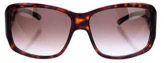 Skagen Tortoiseshell Square Sunglasses