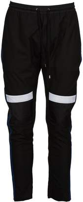 Les Hommes Urban Color-block Track Pants