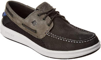 Sperry Gamefish 3-Eye Leather Boat Shoe