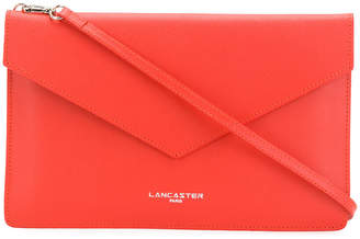 Lancaster foldover envelope clutch bag