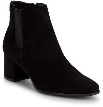 Calvin Klein Fisa Suede Ankle Boots