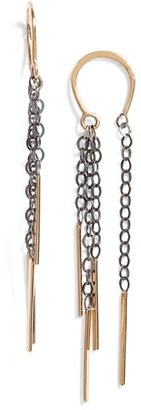 Women's Melissa Joy Manning Horseshoe Drop Earrings $340 thestylecure.com