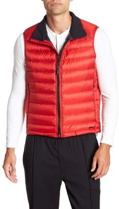 BOSS Quilted Down Vest