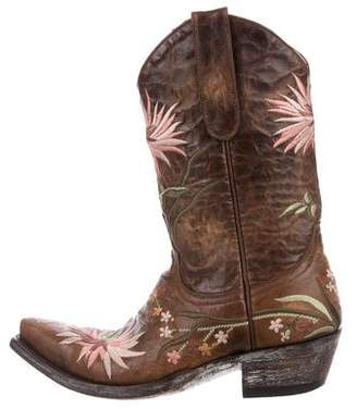 Old Gringo Embroidered Western Boots