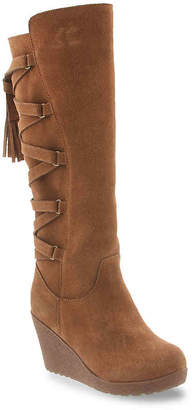 BearPaw Britney Wedge Boot - Women's