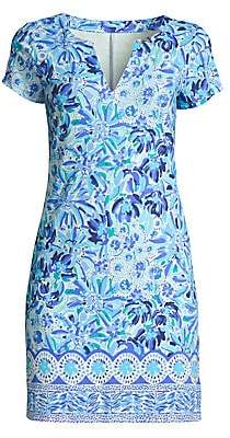 Lilly Pulitzer Women's Sophiletta Printed T-Shirt Dress