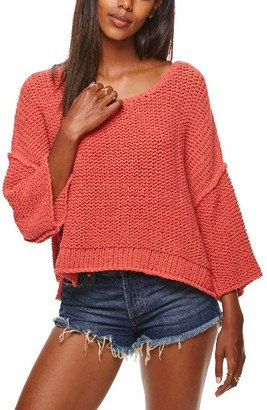 Women's Free People Halo Pullover $128 thestylecure.com