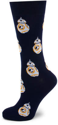 Cufflinks Inc. Star Wars BB-8 Droid Socks