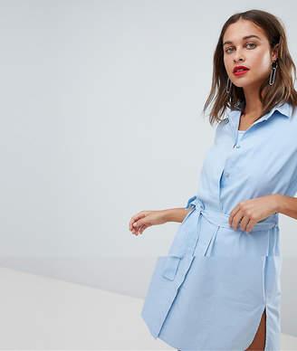 Mama Licious Mama.licious Mamalicious Nursing Shirt Dress