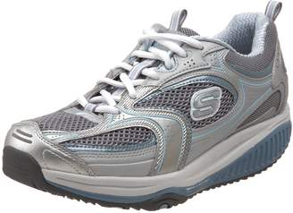 Skechers Women's Shape Ups XF Accelerators Lace-Up Fashion Sneaker