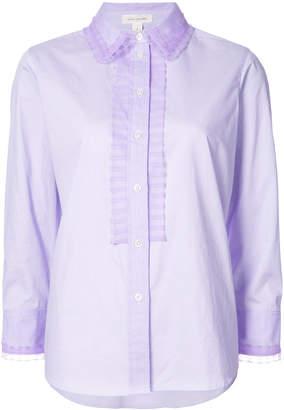 Marc Jacobs pleat detail blouse