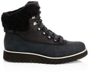 Cole Haan Leather Hiking Boots