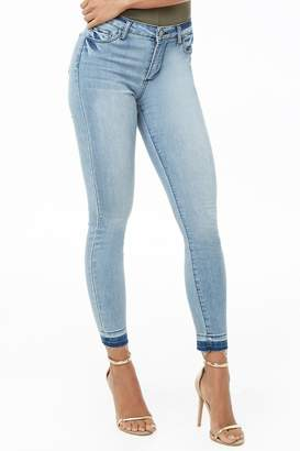 Forever 21 Released-Hem Super Skinny Jeans