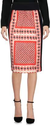 Jucca Knee length skirts
