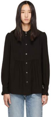 A.P.C. Black Lorraine Shirt