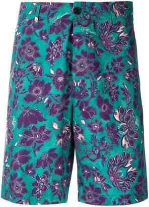 Just Cavalli floral print shorts
