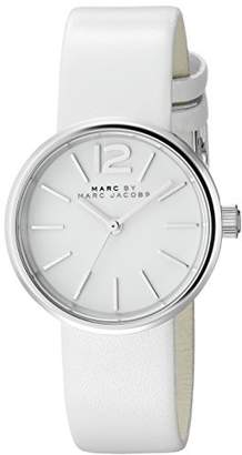 Marc by Marc Jacobs Women's MBM1367 Analog Display Analog Quartz Watch