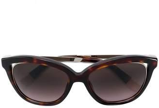 Furla Shiny Havana sunglasses