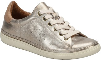 504d30e65878 ... Sofft Leather Lace-up Sneakers - Arianna
