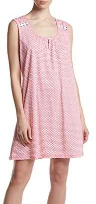 Karen Neuburger Women's Sleeveless Nightgown Pajama PJ