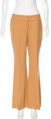 Michael Kors Mid-Rise Flared Pants