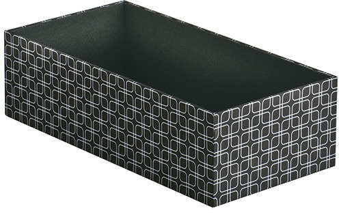 Container Store Narrow Open Drawer Organizer Milano Grid