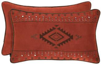 J Queen New York J Queen Taos Rust Boudoir Bedding