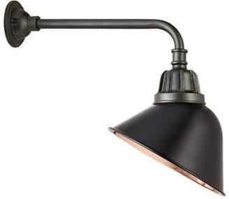 Rejuvenation Carson L-Arm LED Wall Fixture