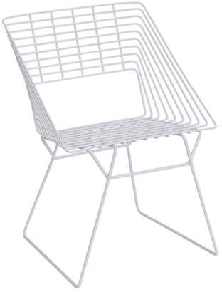 Rejuvenation Wire Cube Chair by Verner Panton for Fritz Hansen