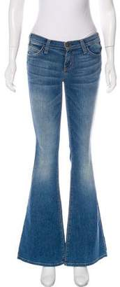 Current/Elliott The Bell Mid-Rise Flared Jeans w/ Tags
