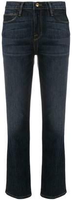 Frame Le Nouveau straight leg jeans