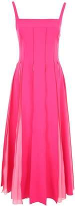 Capucci Bicolor Dress