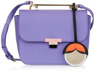 Furla Giglio Leather Elisir Mini Crossbody Bag