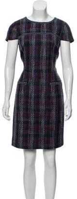 Karl Lagerfeld Paris Tweed Shift Dress