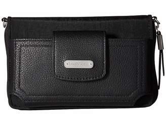 Baggallini New Classic RFID Phone Wallet Crossbody