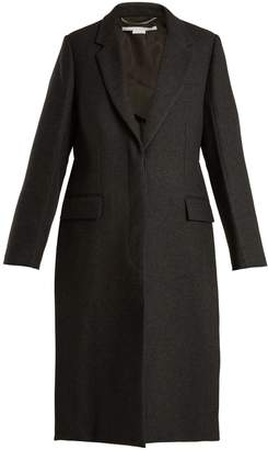 COM Stella McCartney Oversized single-breasted wool coat