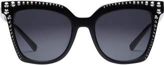 MCM Diamond Studs Sunglasses
