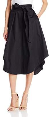 KENDALL + KYLIE Women's a-Line Swing Skirt