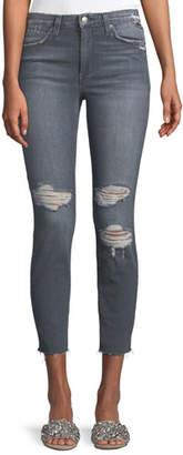 Joe's Jeans Charlie Ankle Destroy Jeans