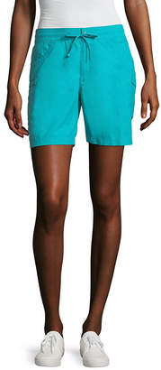 Columbia Co. Womens Mid Rise 6 Cargo Short