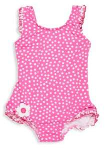 Florence Eiseman Baby's& Toddler's Scattered Dots One-Piece Swimsuit