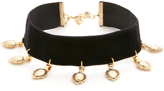 Vanessa Mooney The Devine Choker Necklace $120 thestylecure.com