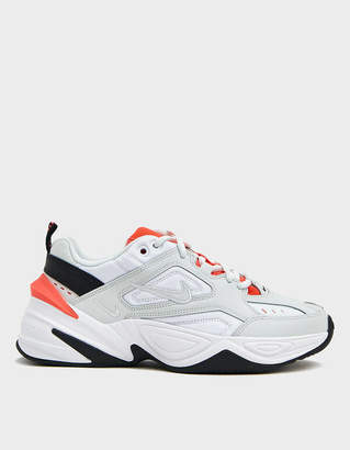 Nike M2K Tekno Sneaker in Ghost Aqua/Flash Crimson
