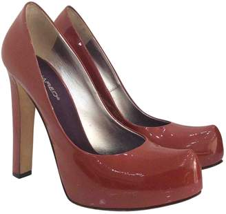 DSQUARED2 Patent leather heels