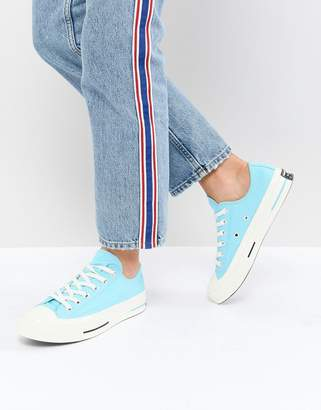 Converse (コンバース) - Converse Chuck Taylor All Star '70 Low Sneakers In Blue