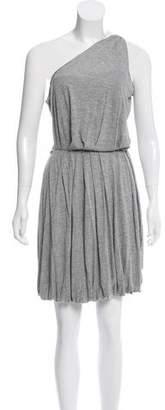 A.L.C. Casual One Shoulder Mini Dress