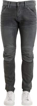 G Star G-Star 5620 3d Super Slim Washed Denim Jeans