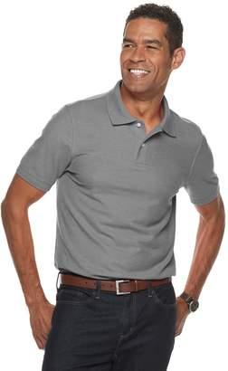 Croft & Barrow Men's Slim-Fit Easy-Care Pique Polo