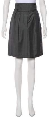Stella McCartney Wool Knee-Length Skirt
