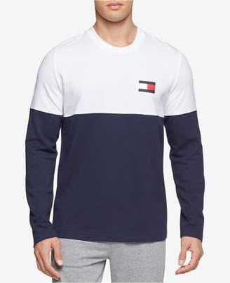 Tommy Hilfiger Men Modern Essentials Colorblocked French Terry Sweatshirt